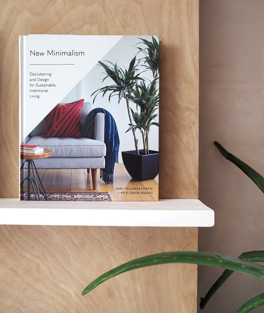 New Minimalism by Cary Telander Fortin + Kyle Louise Quilici