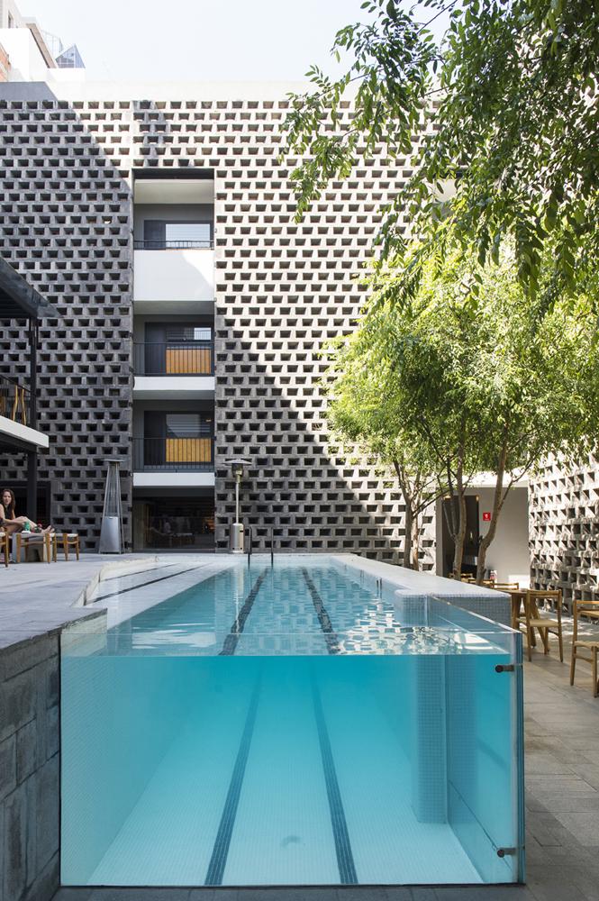 Hotel Carlota Mexico City