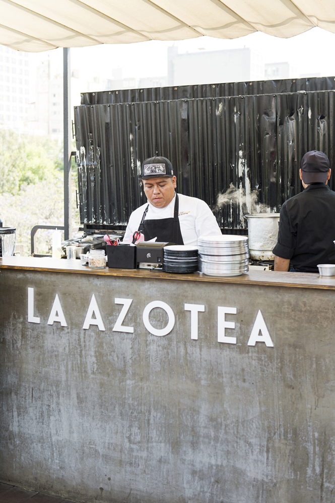 La Azotea, Mexico City