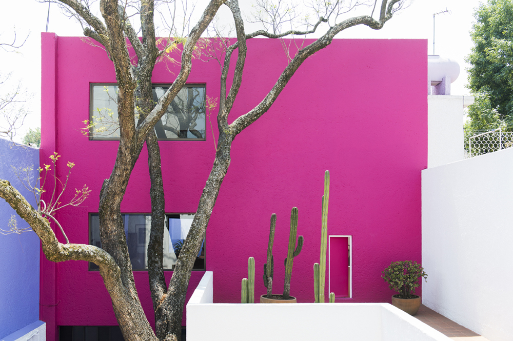 Casa Gilardi, Luis Barragan, Mexico City