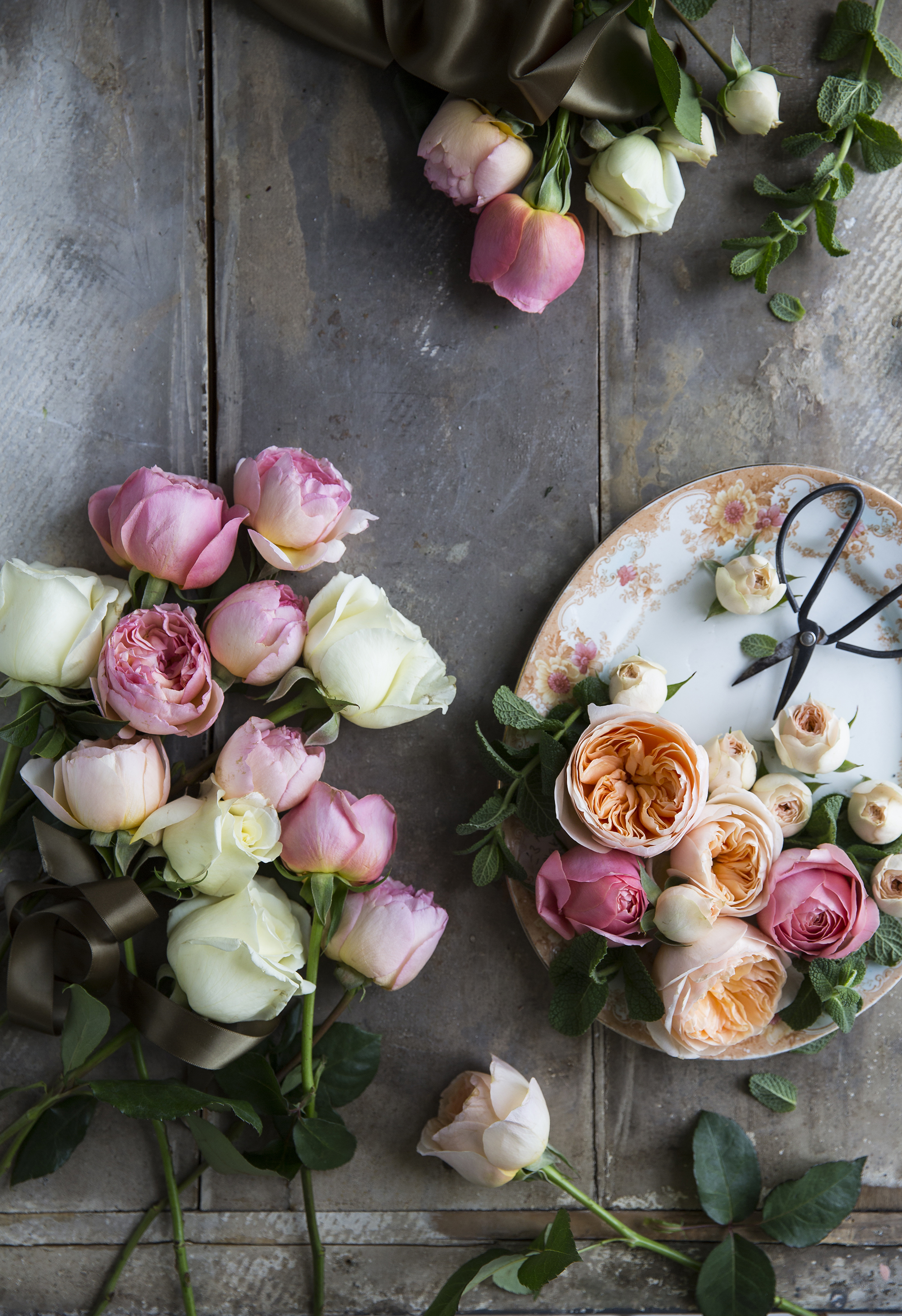 WIN a monthly delivery of flowers from the Real Flower Company
