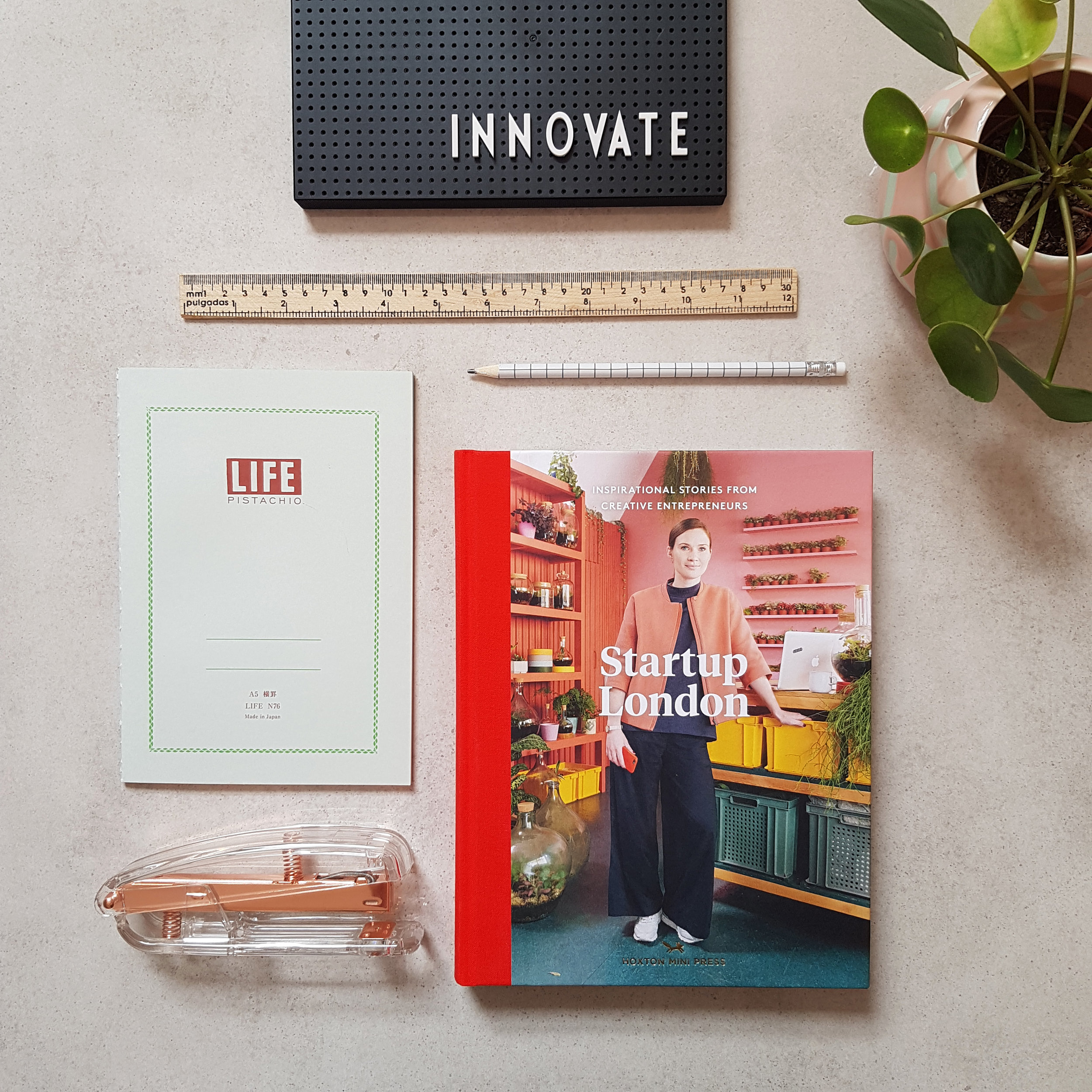Start Up London book review