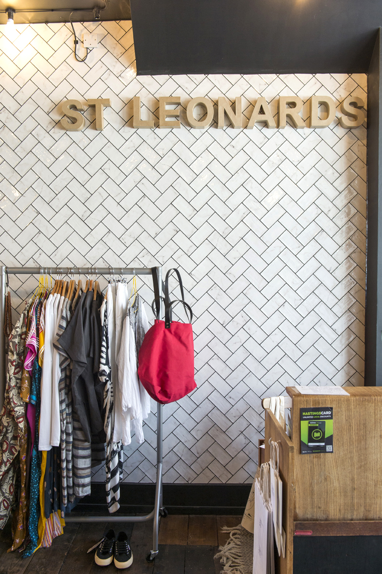 91 Magazine - Instagrammer's Guide to Hastings & St Leonards - St Leonards Modern Goods