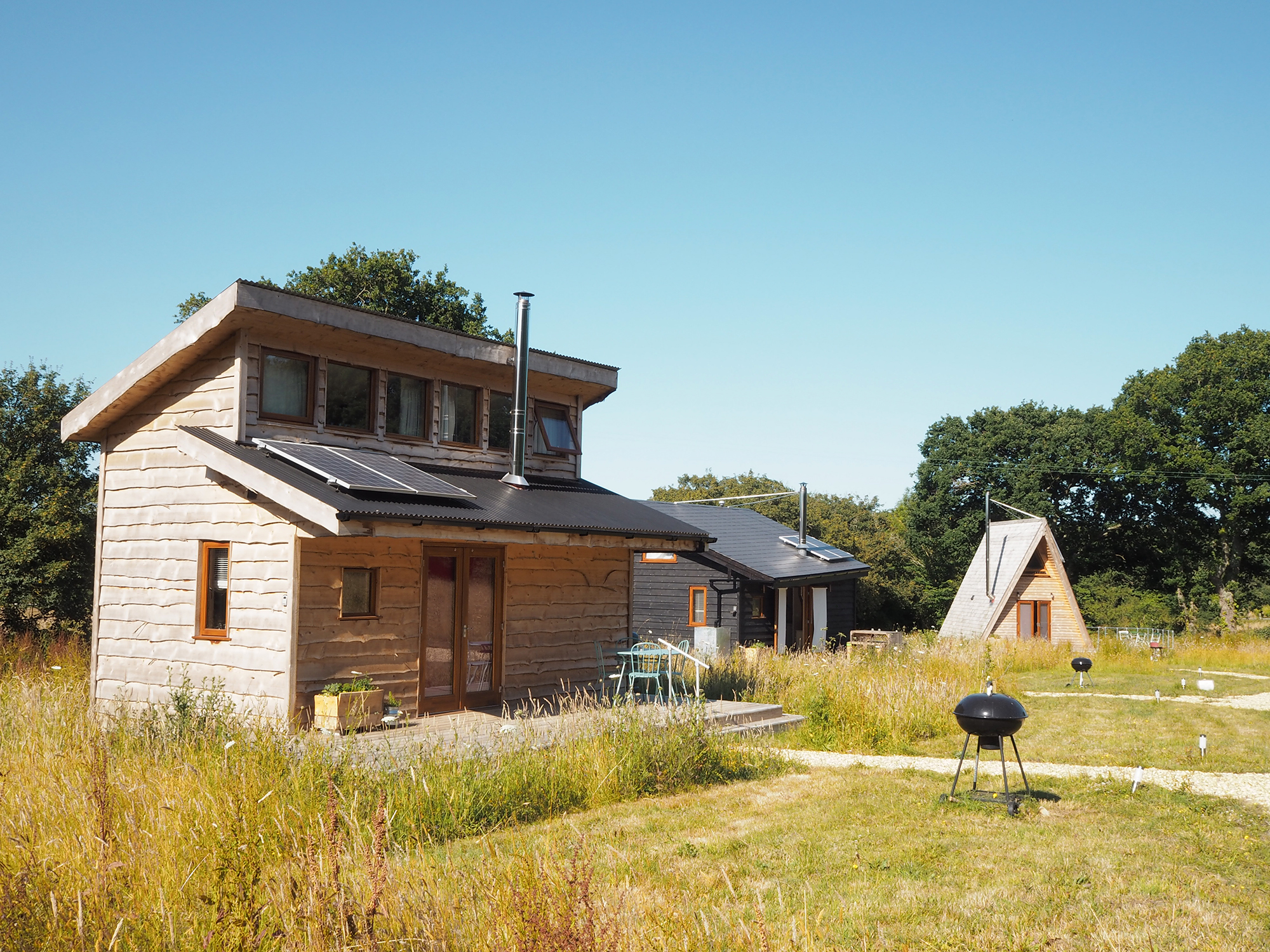 Tiny Homes Holidays - sustainable cabins on the Isle of Wight