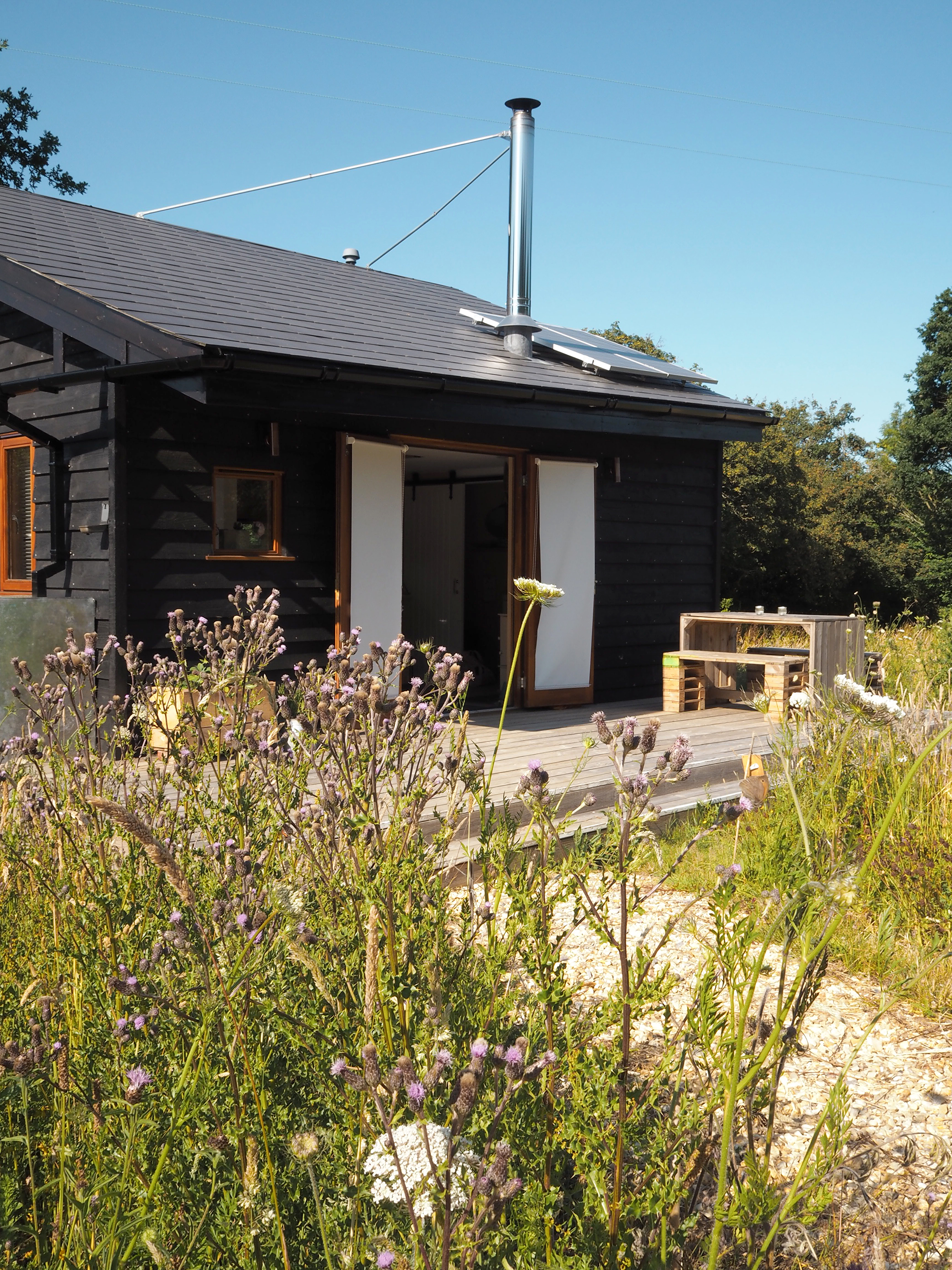 Sustainable holiday cabins - Tiny Home holidays - Isle of wight