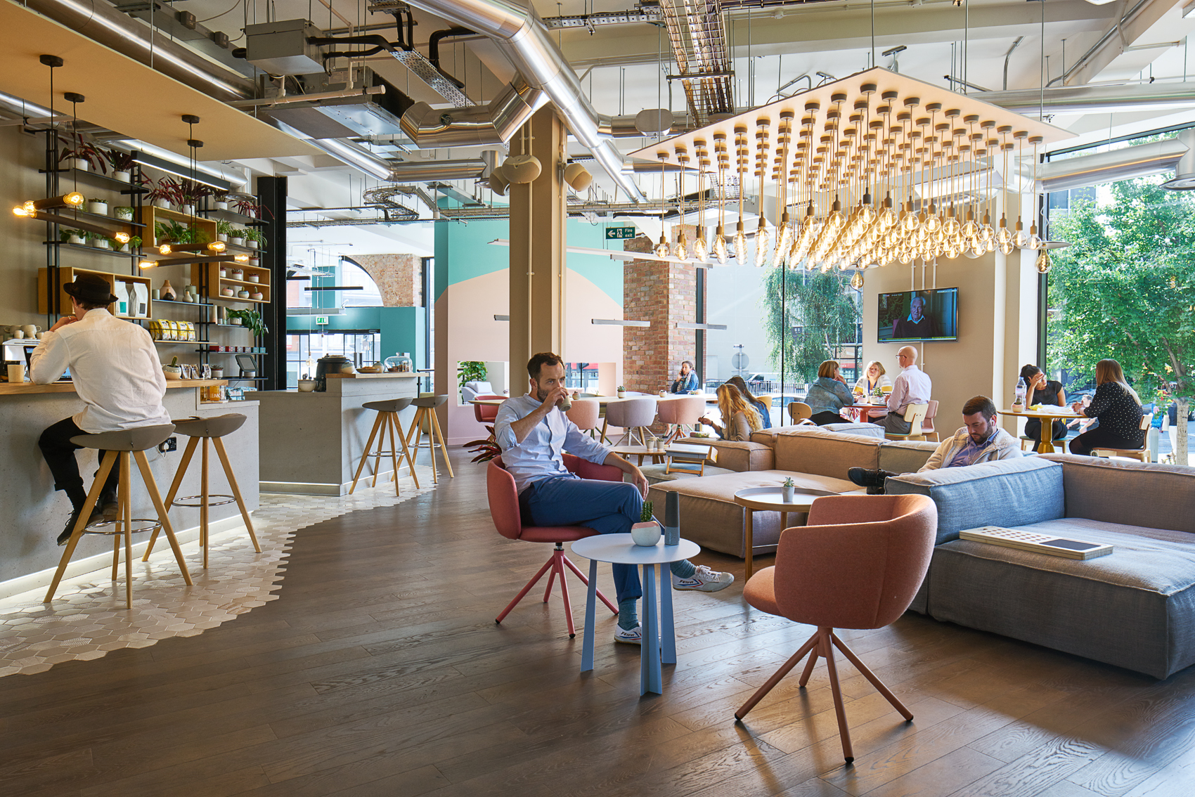 Uncommon, Borough - co-working space