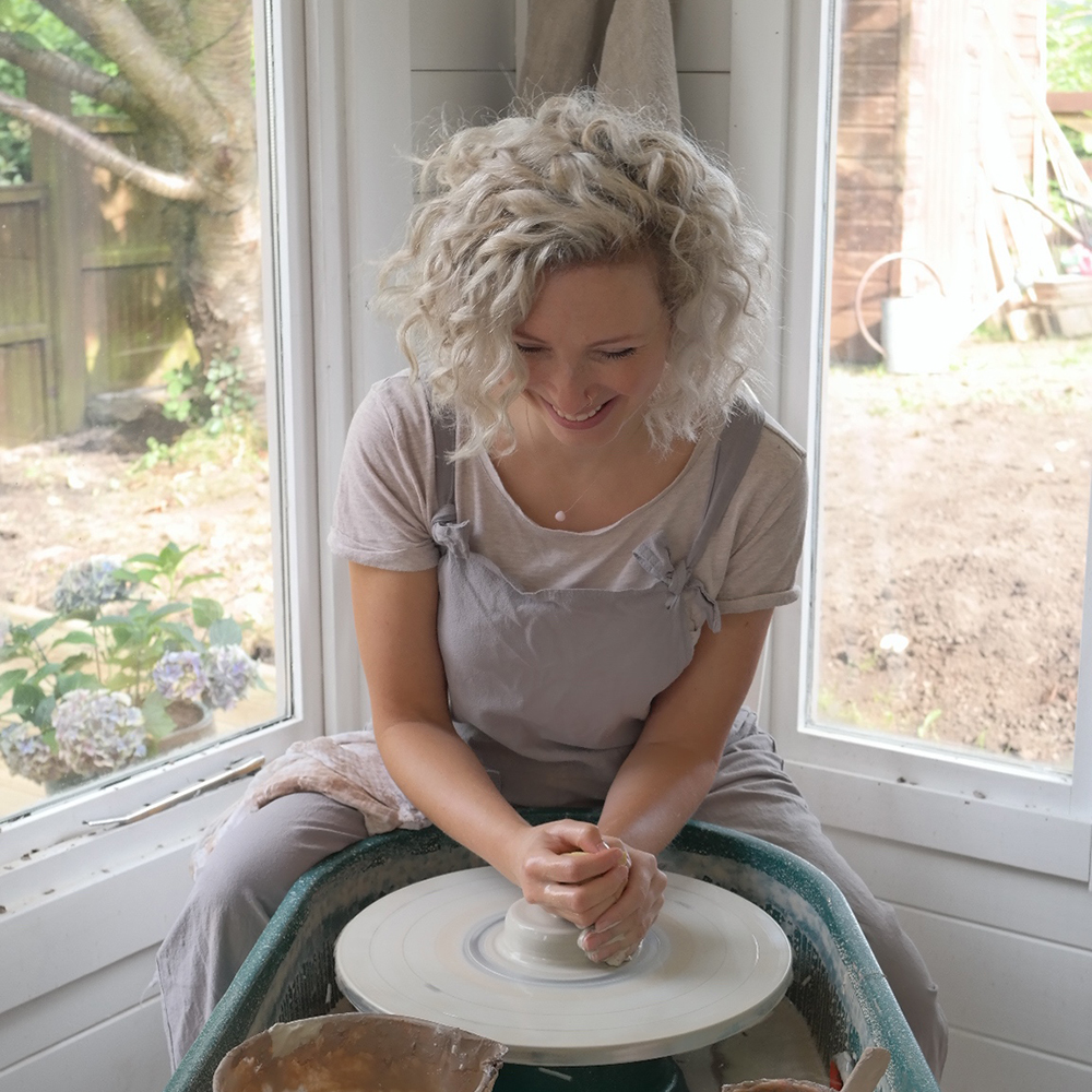 Kara Leigh Ford on being a freelance ceramicist