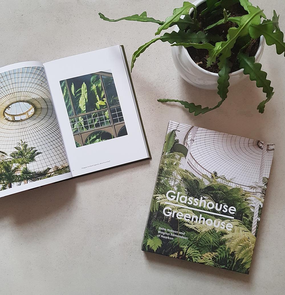 Glasshouse Greenhouse - Haarkon book & Botanical by Samuel Zeller