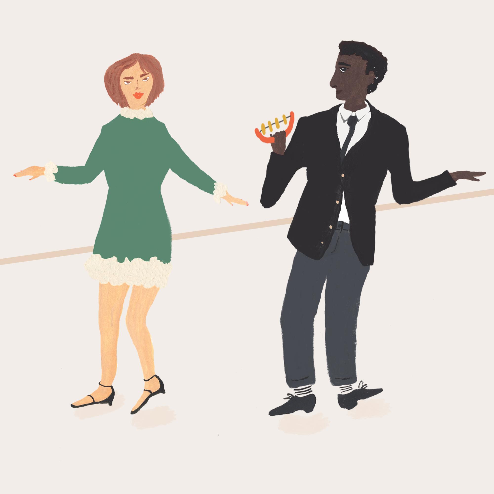 Valentines idea: Take a dance class