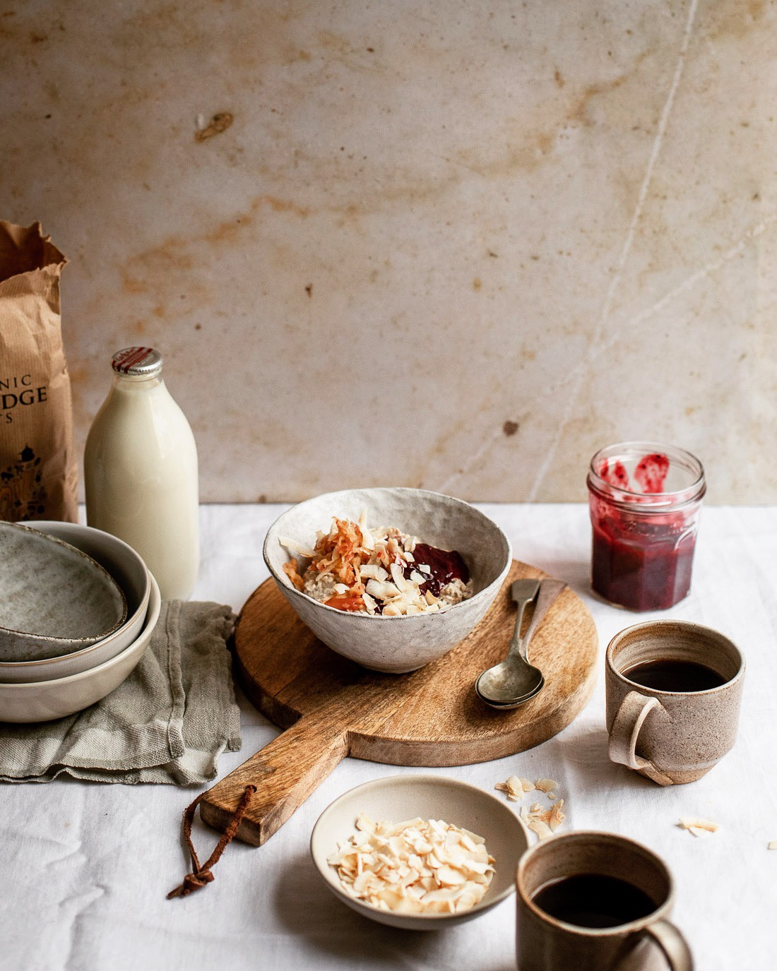 Kym Grimshaw - food and lifestyle photographer