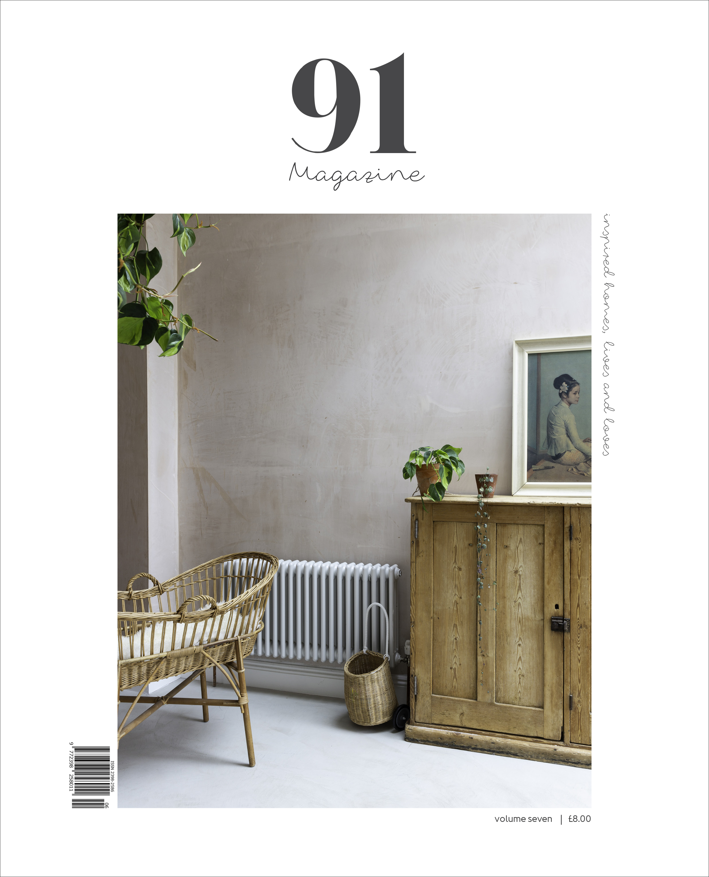 91 Magazine Volume 7 cover