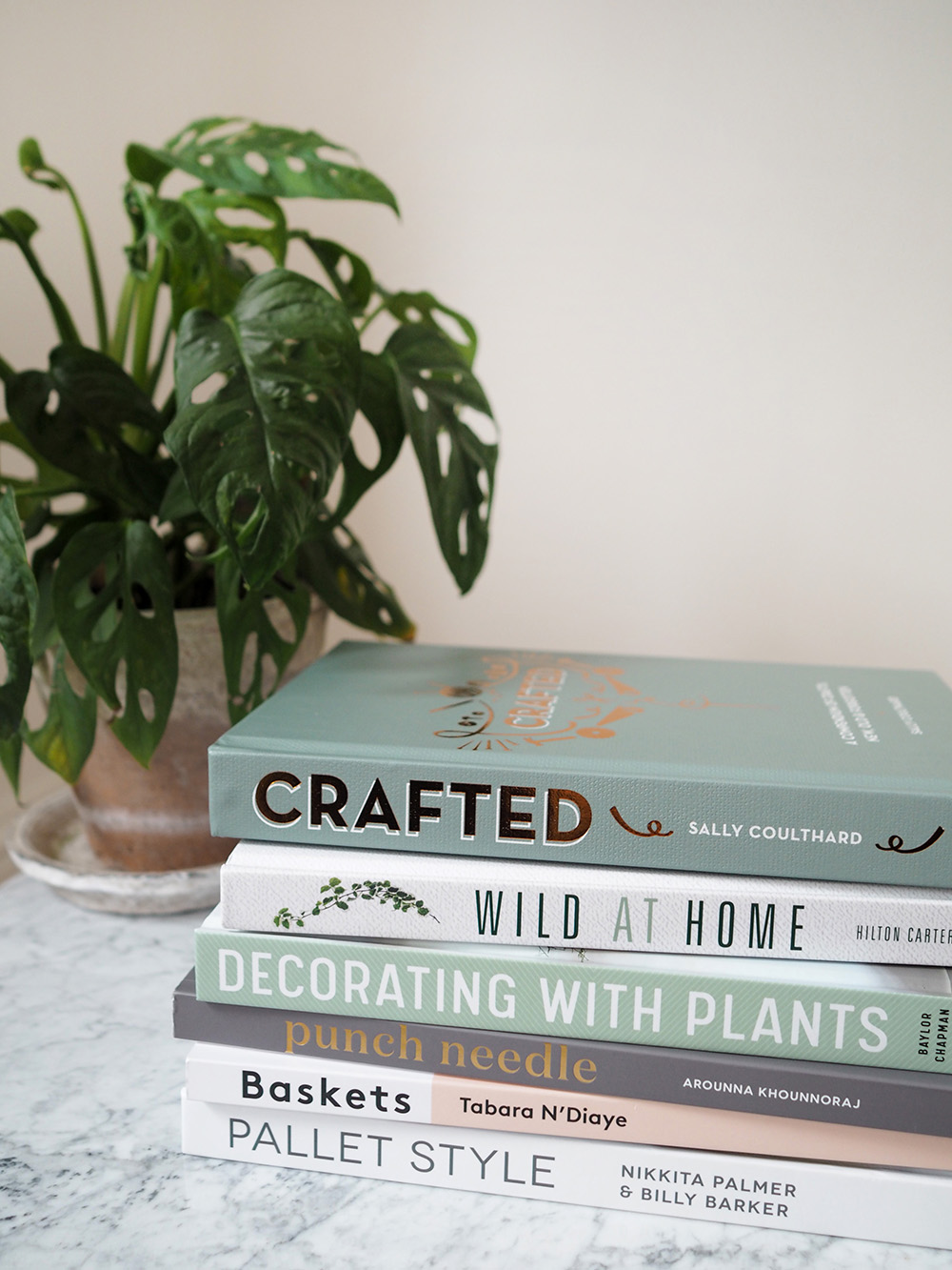 91 Magazine's top 6 craft, interiors and lifestyle books for summer 2019