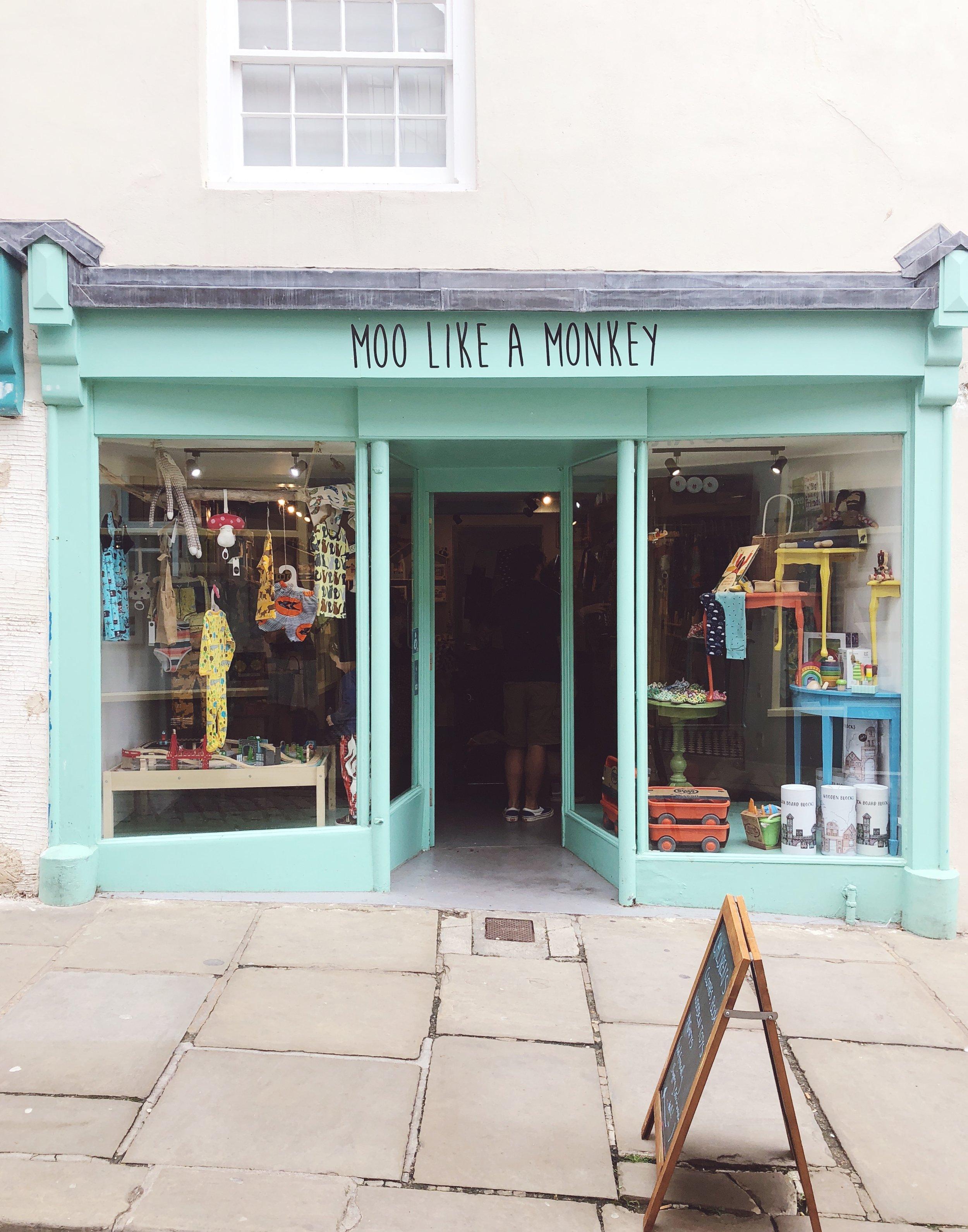 Moo Like a Monkey, Folkestone, Kent