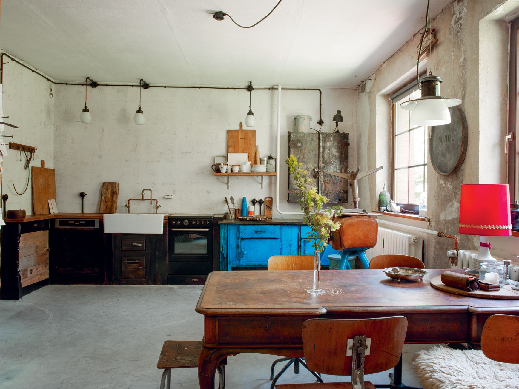 ideas to decorate your home by foraging