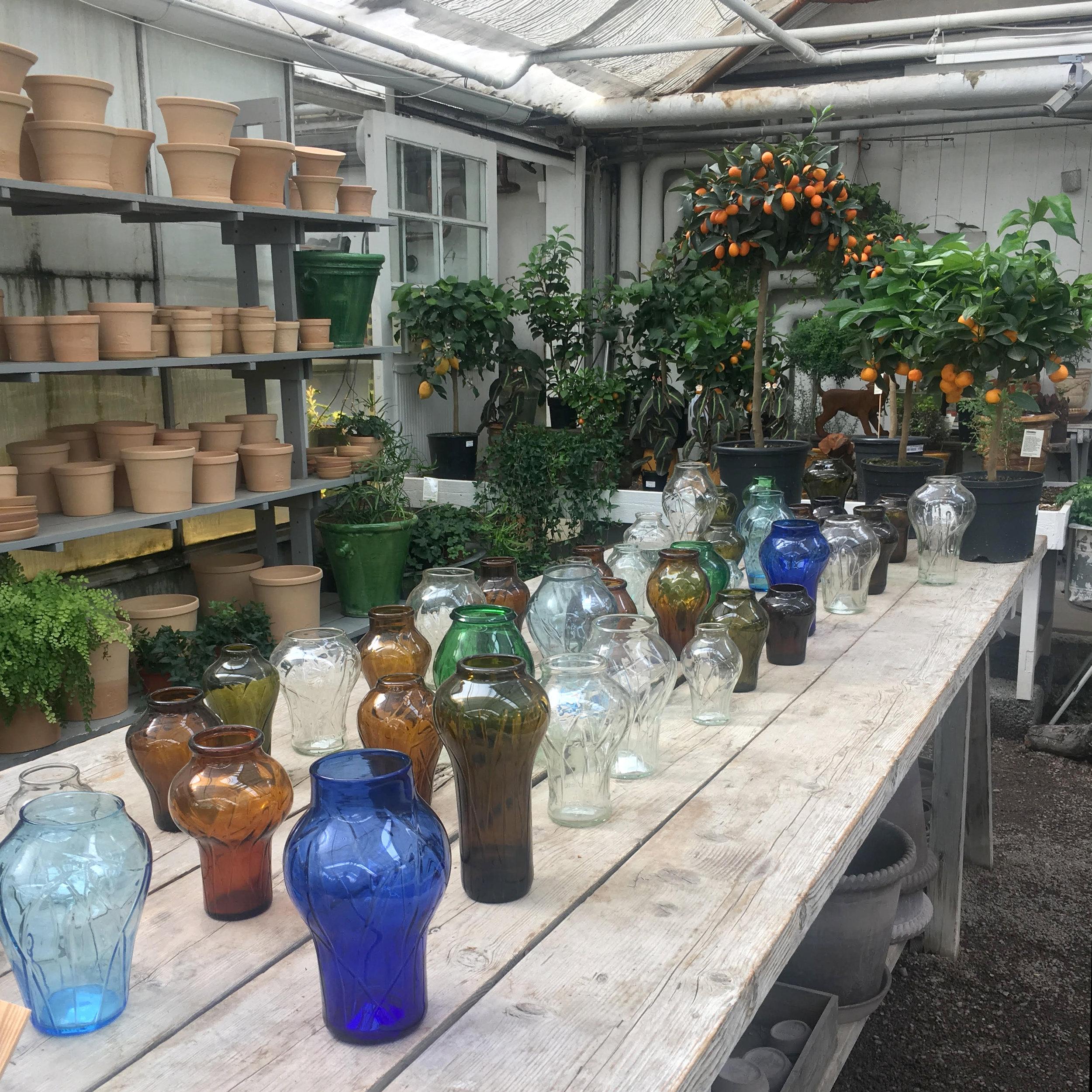 Rosendals Trädgård, biodynamic garden cafe, Sweden