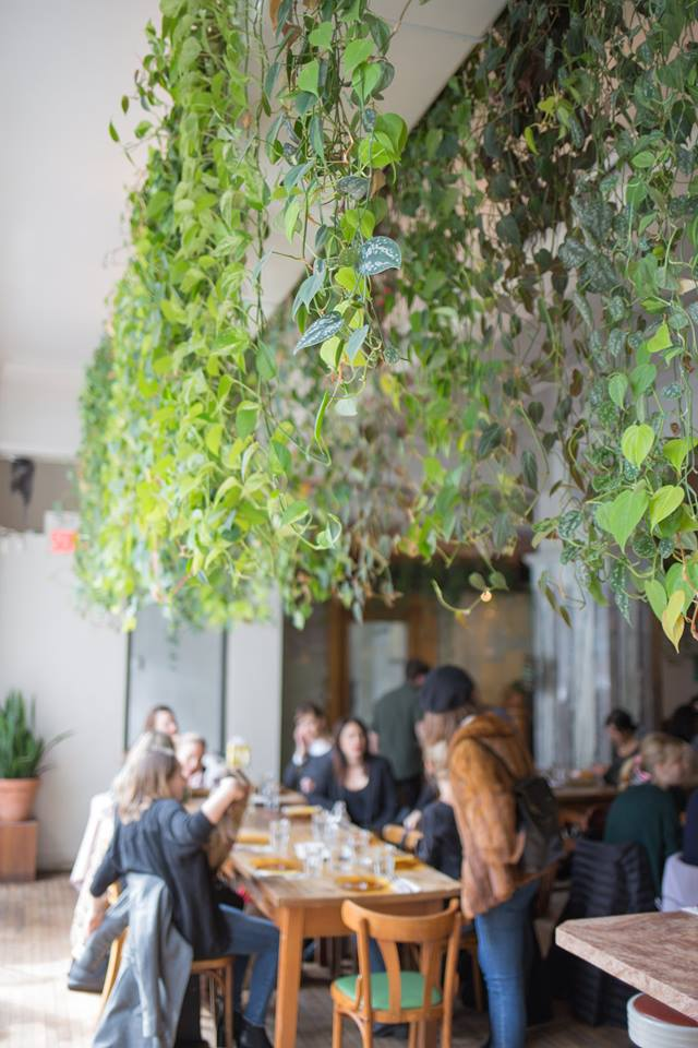 Cafe Parvis, Montreal - 91 Magazine Instagrammer's Guide to Montreal, Canada
