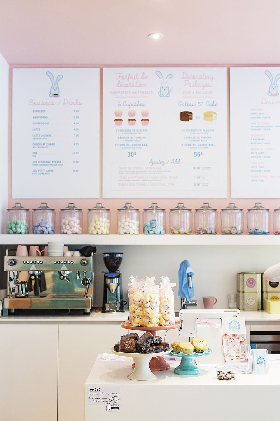 Petit Lapin patisserie, Montreal - 91 Magazine Instagrammer's guide to Montreal, Canada