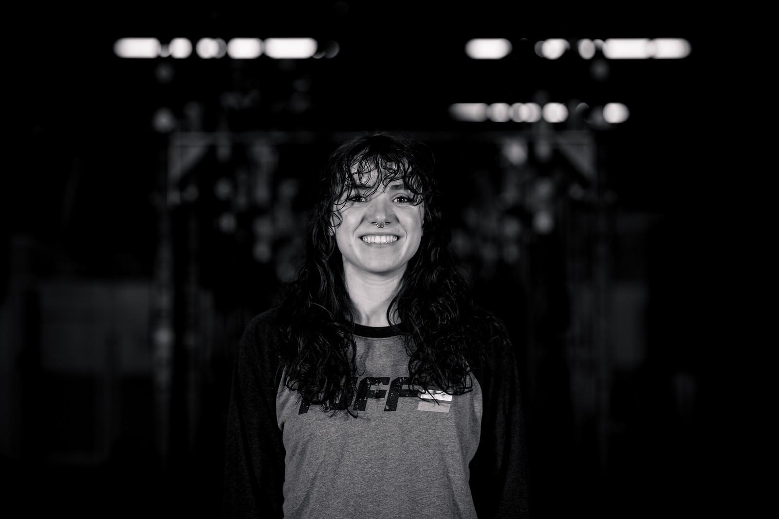 Sarah McAdam