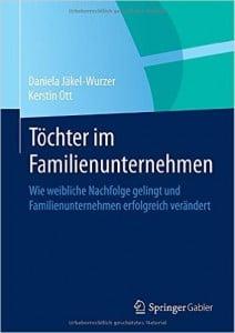 Töchter im Familienunternehmen - Co Autorin Vanessa Weber