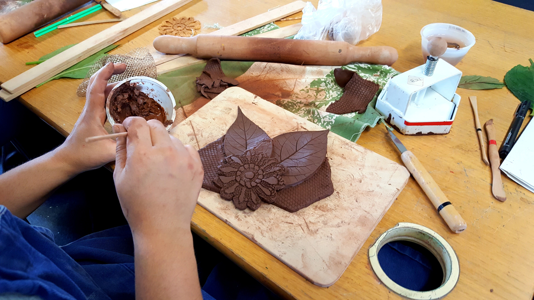 Art rooms for hire. Workshops include pottery, stained glass, printmaking, Bristol