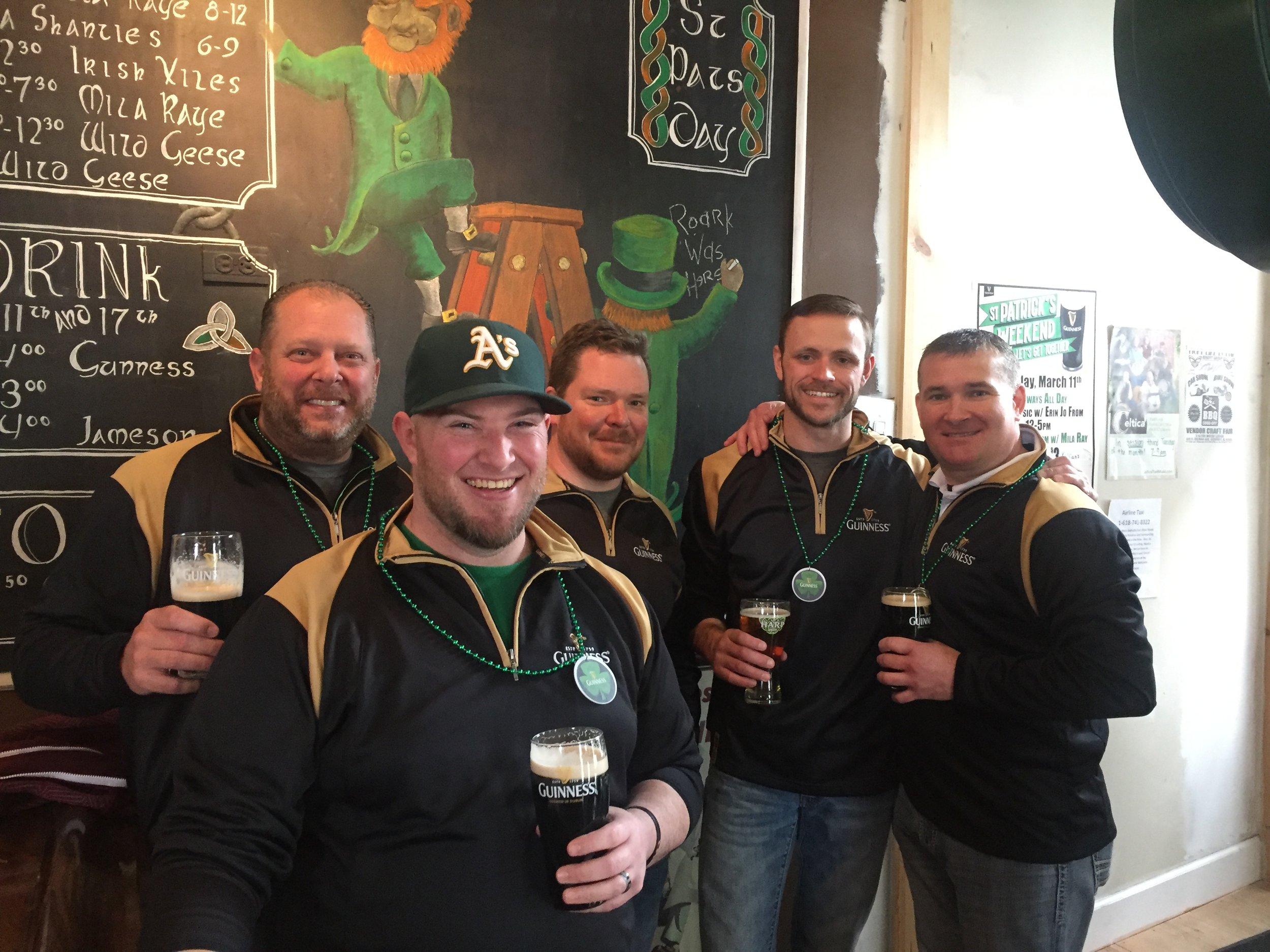 Alton St. Patrick's Day Pub Crawl