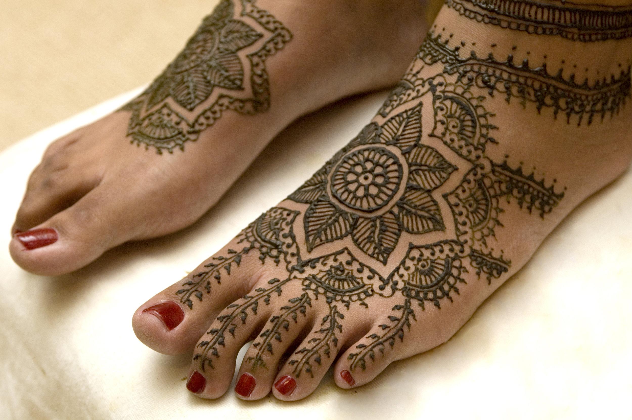 Henna Services -