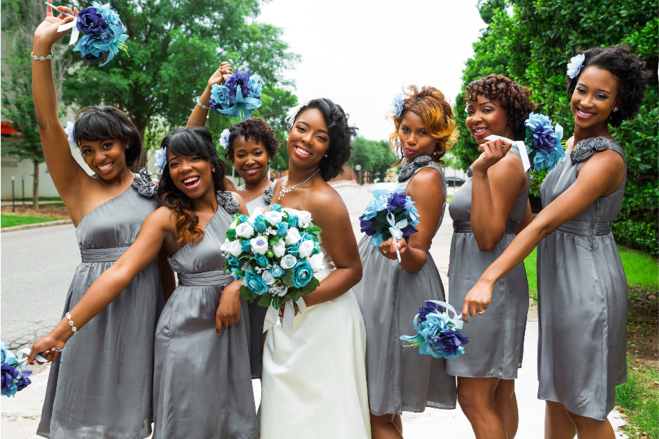 Bridal Party Packages -