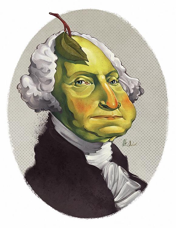 Strage Portraits - George Washington2.jpg