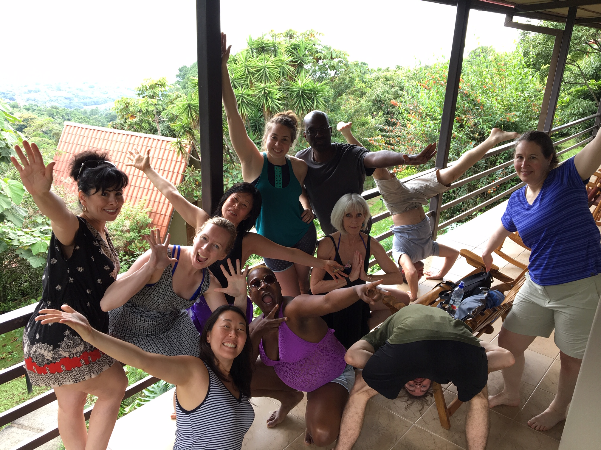 pura vida 2017 group photo - funny.JPG