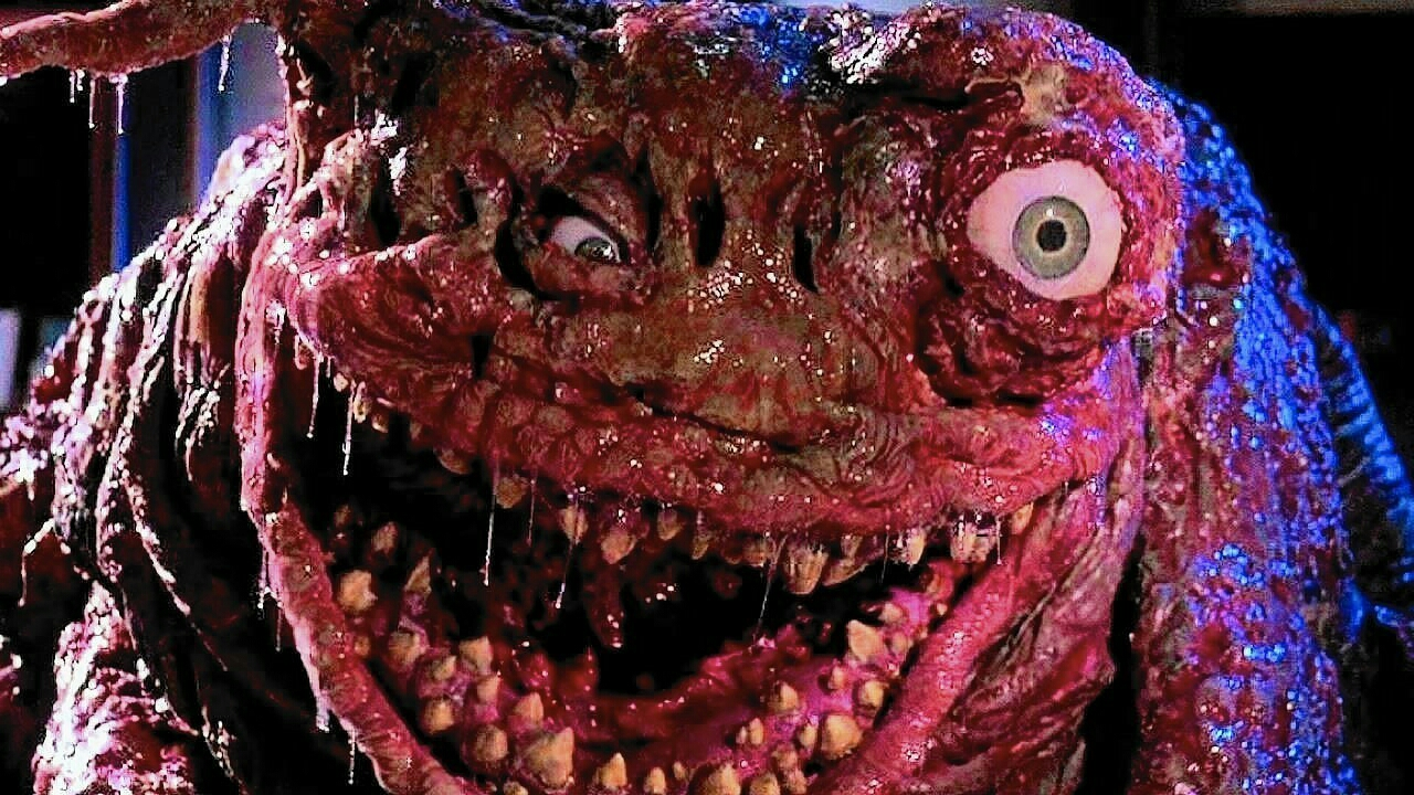 """Terrorvision is such a fun and cheesy 80s creature feature. It will always hold a special place in my heart"""