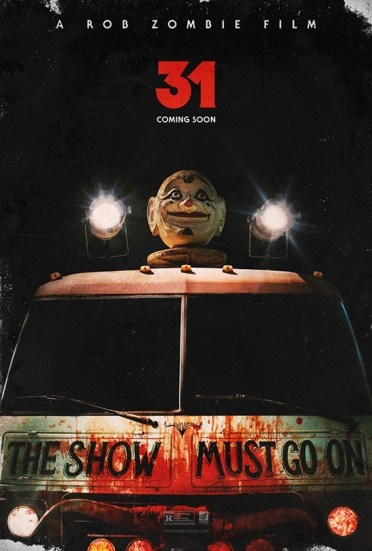 Five carnival workers are kidnapped and forced to participate in a violent game against a gang of sadistic clowns.