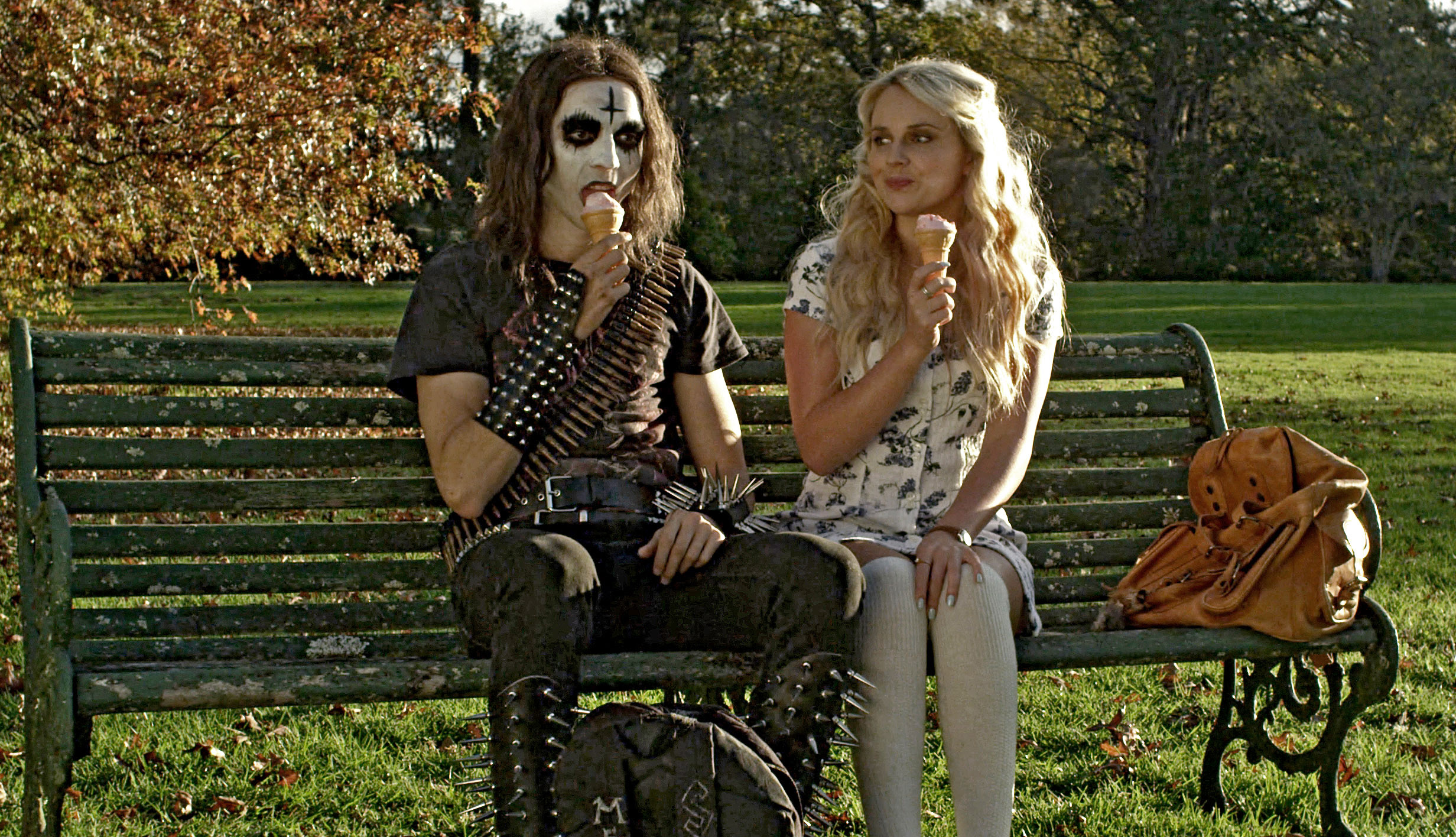 Deathgasm even does romance!