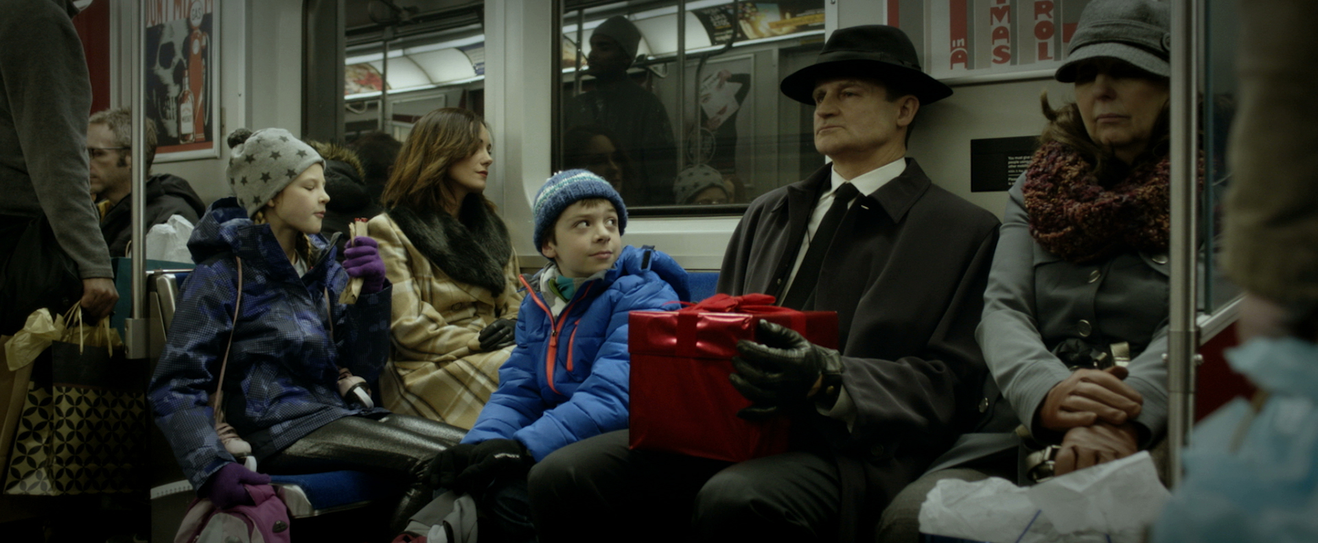 SYNOPSIS:     After peering into a shiny red gift box on a commuter train, seven-year-old Danny Jacobs inexplicably stops eating. When his father and sister also begin to waste away, Danny's mother Susan struggles to make the connection between herself, her dying family and the mysterious box before it's too late.