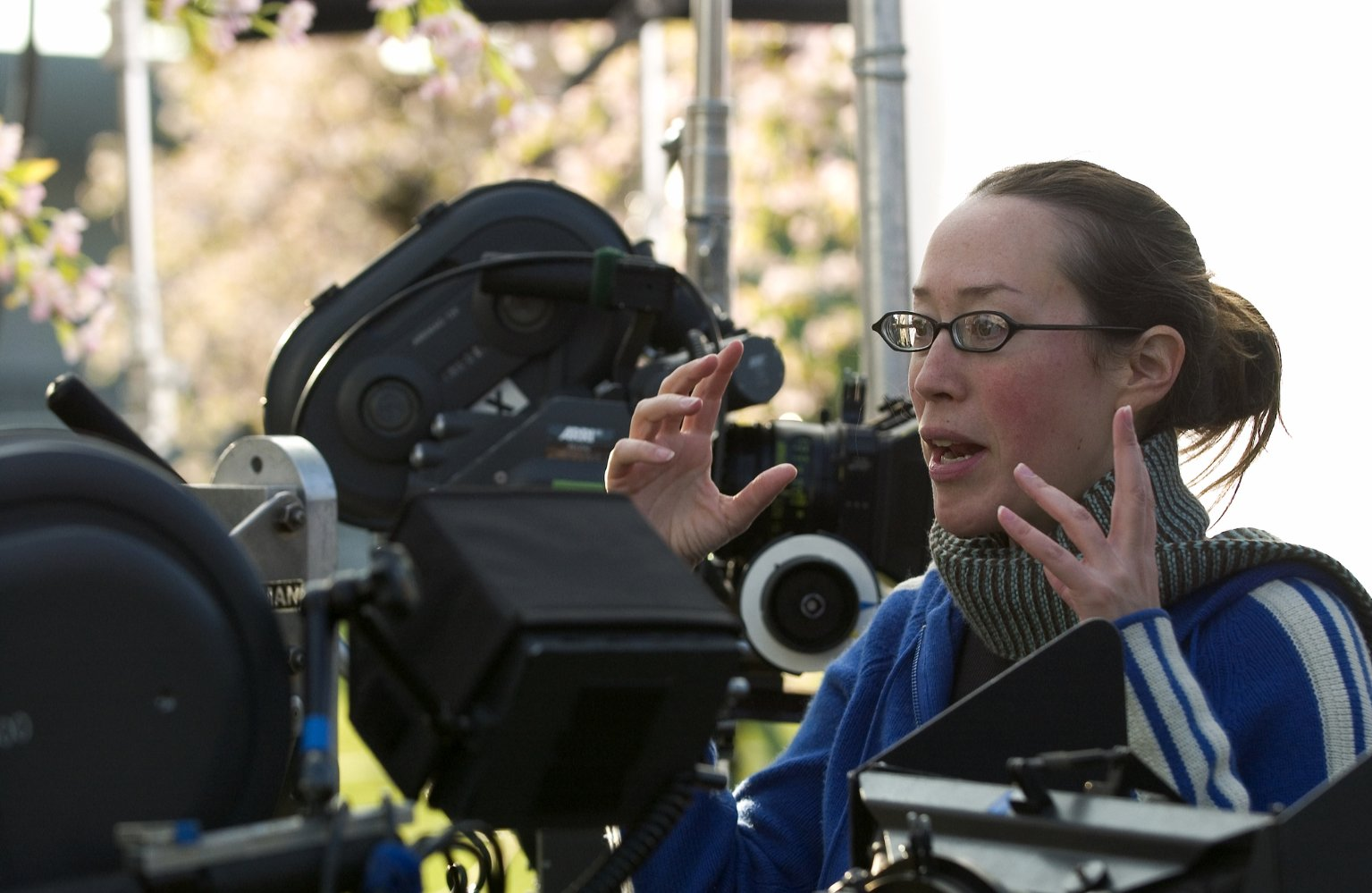 """Karyn Kusama wrote and directed her first feature film, """"Girlfight"""", in 1999. The film won the Director's Prize and shared the Grand Jury Prize at the 2000 Sundance Film Festival. In 2004, Karyn directed the science fiction love story """"Aeon Flux"""" for Paramount Pictures. Her third  feature was the comedy-horror film """"Jennifer's Body"""", written by Diablo Cody, and released by Twentieth Century Fox. Karyn's latest feature, """"The Invitation"""", is a psychological suspense film that won the Grand Prize at the Sitges Film Festival, among other awards. """"The Invitation"""" was released in April 2016 by Drafthouse Films. She recently directed a short film entitled """"Her Only Living Son"""", part of the upcoming Magnolia release """"XX"""". """"XX"""", a four-film anthology of horror shorts directed by women, will be released in the spring of 2017. She also directs for television, working on such shows as AMC's """"Halt and Catch Fire"""", Amazon's """"The Man in the High Castle"""", and Showtime's """"Billions""""."""