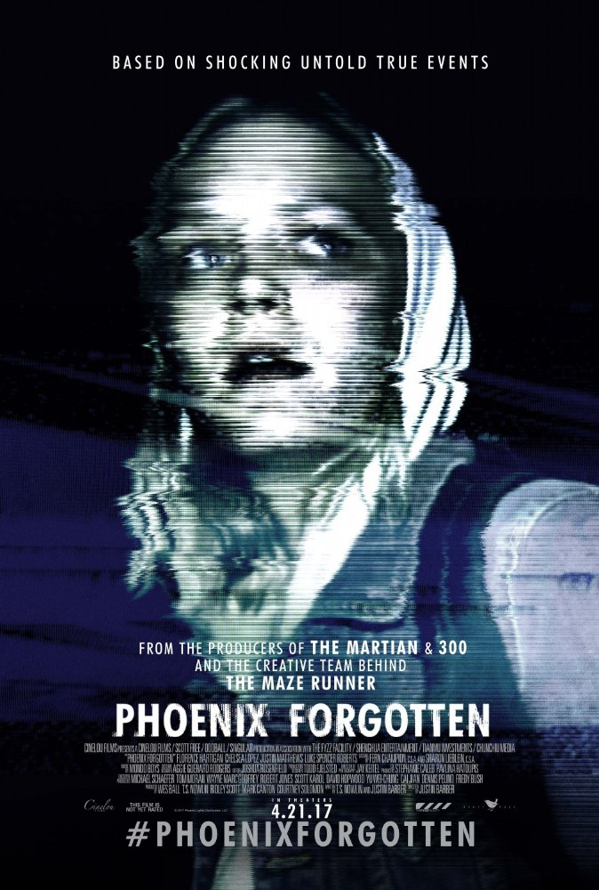 On March 13, 1997, several mysterious lights appeared over Phoenix. Three teens went into the desert shortly after the incident, hoping to document the strange events occurring in their town. They disappeared that night and were never seen again. Now, on the 20th anniversary of their disappearance,unseen footage has finally been discovered, chronicling the final hours of their fateful expedition.