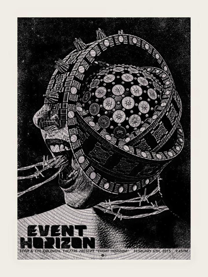 Poster courtesy of the talented artist  Chris Garofalo.