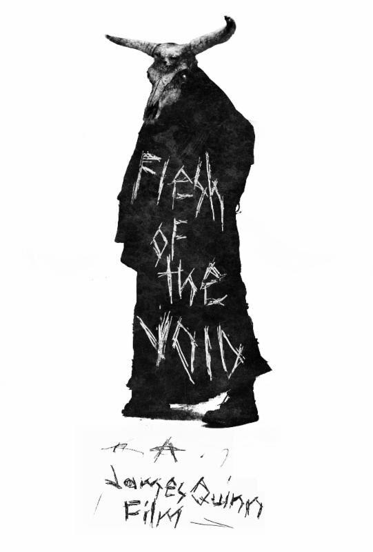 Flesh of the Void is an extreme experimental horror feature, visualizing what it could feel like if the act of dying was a truly horrible experience. Shot extensively on Super 8 and 16mm, it is intended as a disjointed, surreal trip through the deepest and most violent fears of the human condition, depicting its subject in a radical, grotesque and raw manner, refusing to shy away from societal taboos