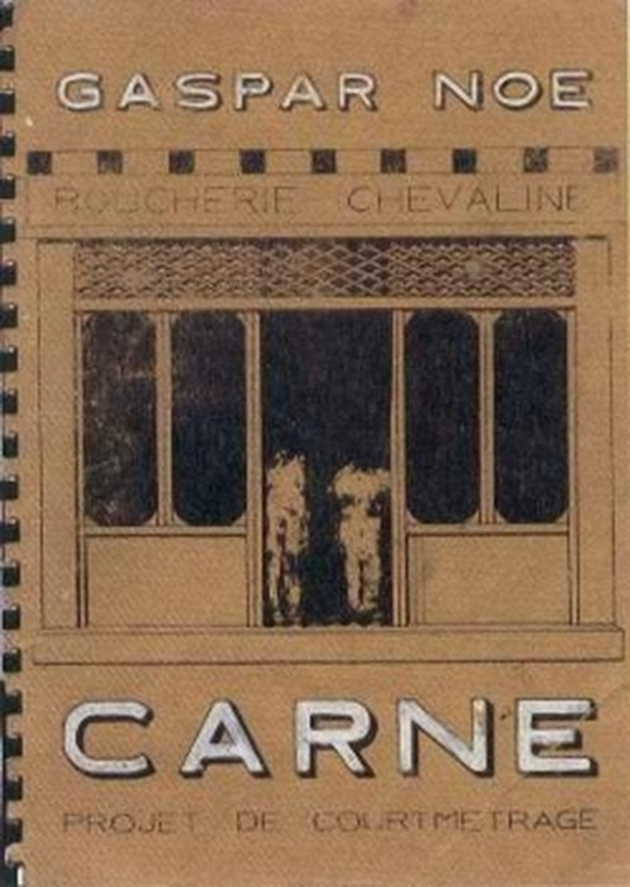 CARNE - A bit more tolerable than its follow up film,
