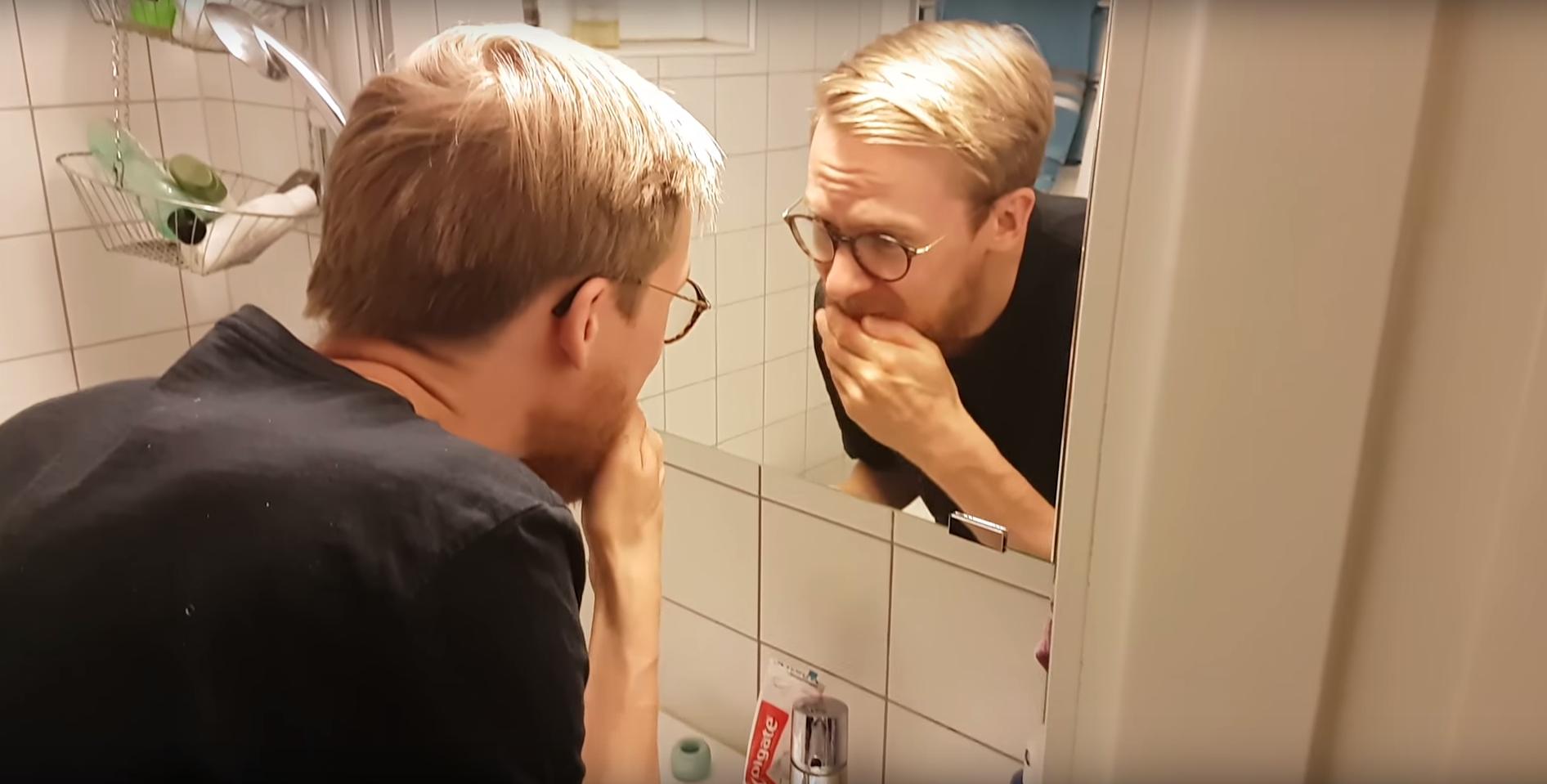 Rasmus Jonsson's    BEDTIME    (2017)