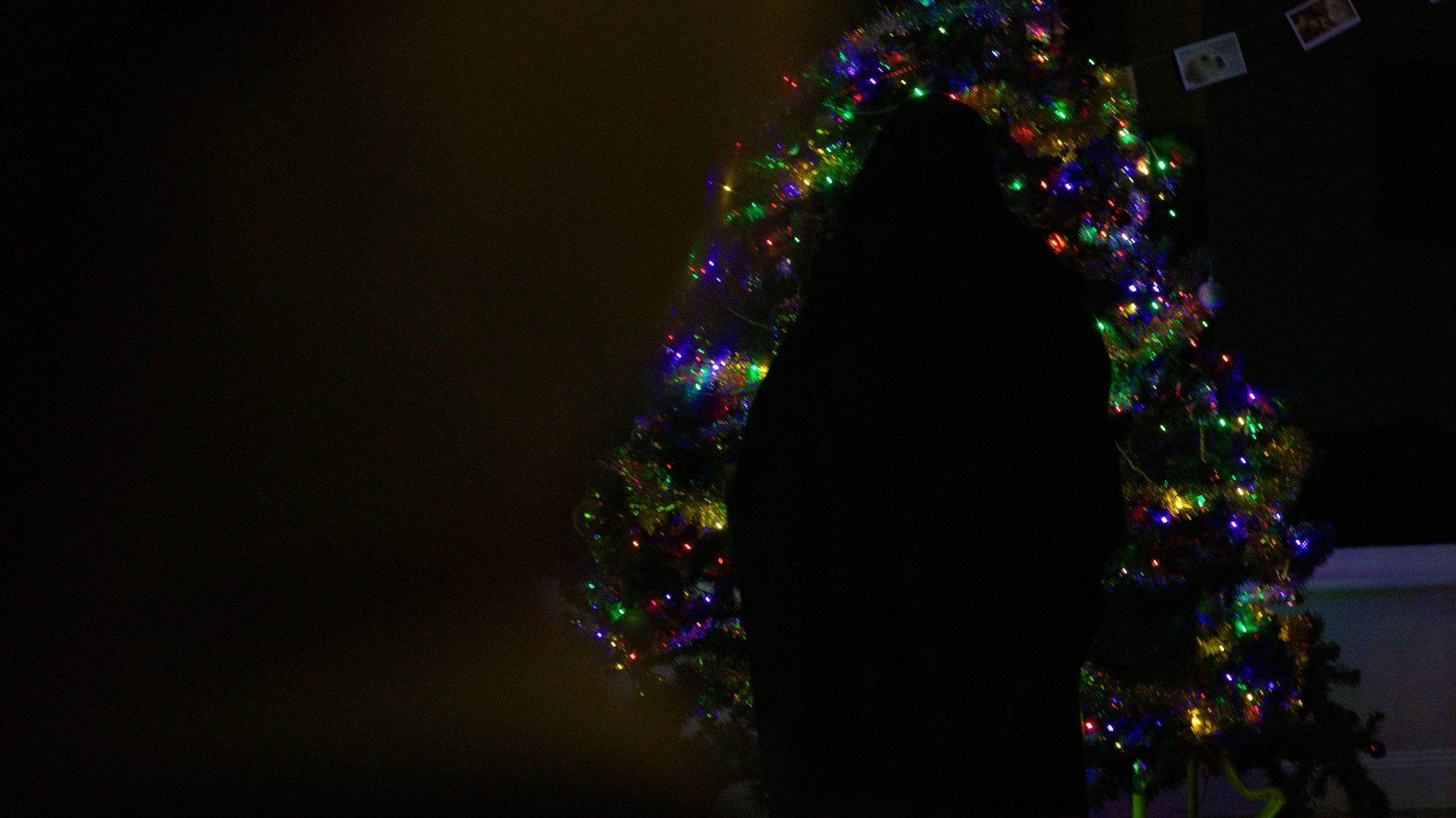 Cletus Tree Negator- Red Christmas Photo by Douglas Burdorff.jpeg