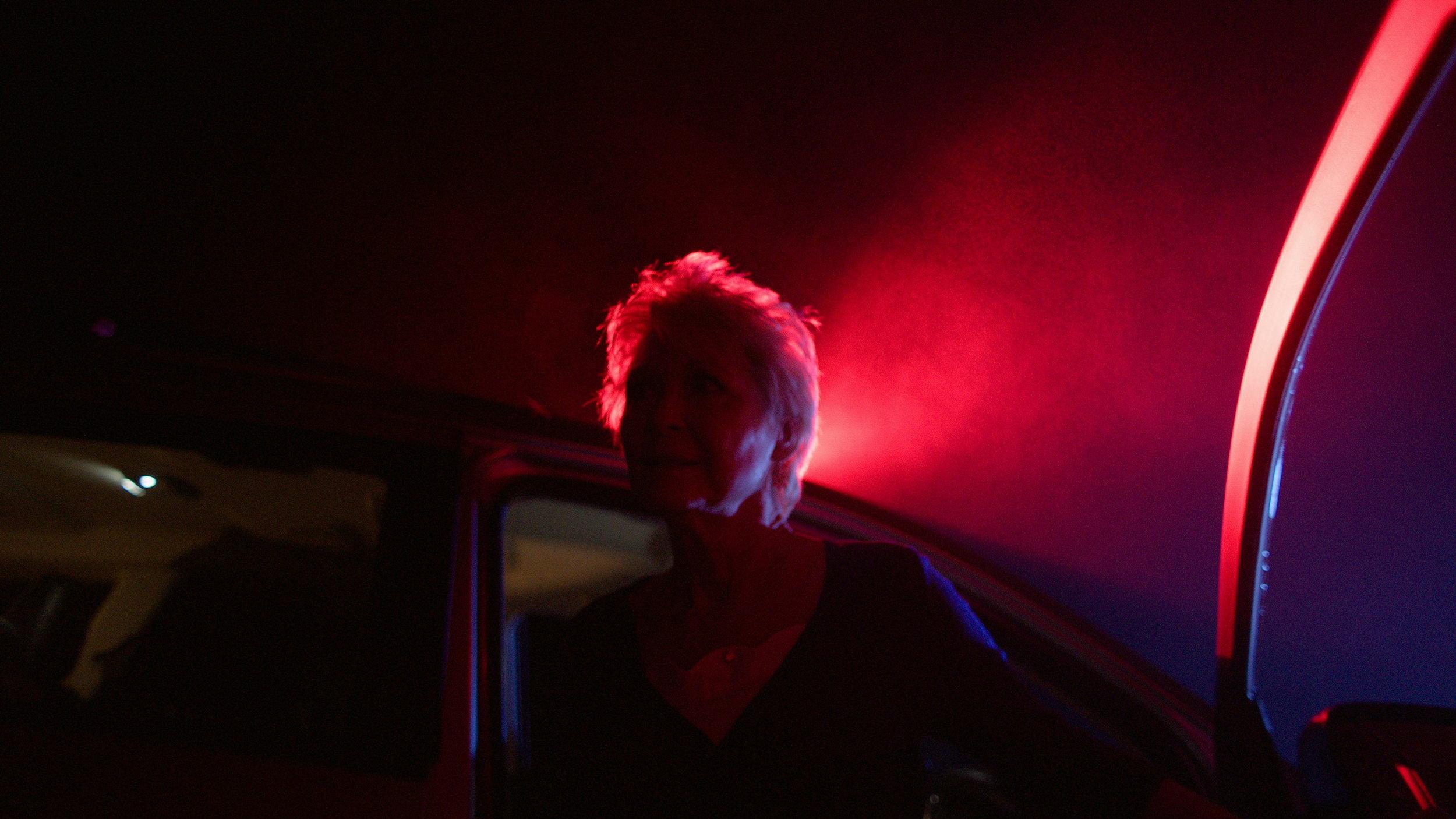 Dee Wallace Police Light - Red Christmas Photo by Douglas Burgdorff.jpeg