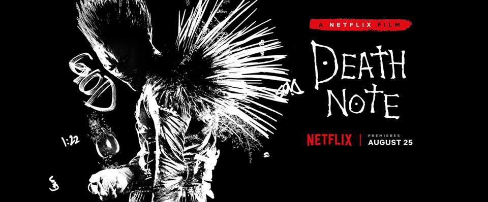 Death Note (2017)    TV-MA  101 min  Adam Wingard