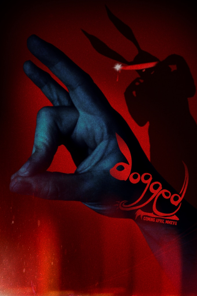 DOGGED - When Sam and Lola are the victims of a peeping tom, Sam's life begins to spiral out of control. After a series of terrifying encounters with masked maniacs, he must stay alive long enough to expose their true identities.Director: Richard RowntreeWriters: Christina Rowntree, Richard RowntreeStars: Aiysha Jebali, Sam Saunders, Vanessa Rylance