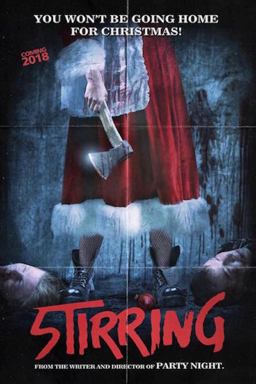 SYNOPSIS - Students attending a Christmas party at a sorority house with a sinister past are stalked by a bloodthirsty killer disguised as Mrs. Claus.