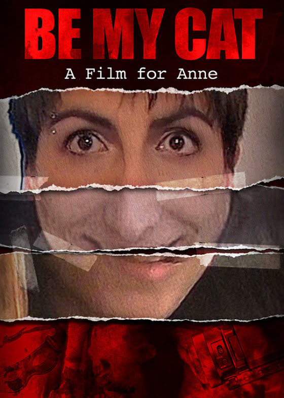 """LOS ANGELES, CA (April 25th, 2018) – Terror Films has teamed up with Romanian filmmaker Adrian Tofei to expand the release of his award-winning film BE MY CAT: A FILM FOR ANNE. The film, which had been previously self-released by Tofei onto a few digital platforms, will receive a wider release by Terror Films on Friday, April 27. The genre distributor is unveiling the newly revised poster and disturbing trailer prior to its latest release.  Written, directed and also starring Tofei, this documentary style film centers on an aspiring Romanian film director who is obsessed with actress Anne Hathaway. He goes to shocking extremes to convince her to star in his upcoming project. Three actresses (Sonia Teodoriu, Florentina Hariton and Alexandra Stroe) are cast in the film, to portray Adrian's celebrity muse and demonstrate what a brilliant filmmaker he is. Much to their dismay (and demise), their acting is never enough to satisfy him.  BE MY CAT: A FILM FOR ANNE was nominated for and garnered multiple awards during its festival run. Awards include: """"Best Film"""" (A Night of Horror International Film Festival, 2015), a """"Special Jury Prize: Best Actor"""" (Nashville Film Festival, 2016), a """"Best Actor"""" at the Hamilton Film Festival and many more. This recognition has shot the film to 80% on the wildly popular film site Rotten Tomatoes!  In their ongoing effort to bring the best and most diverse indie horror content to the masses, Terror Films will be releasing the film in North American markets across multiple digital platforms. The release will begin at: Amazon Instant Video, iTunes, Vudu, Google Play and xBox Live. This release will be followed by another on DVD and additional platforms, including an international release on iFlix at a later date."""