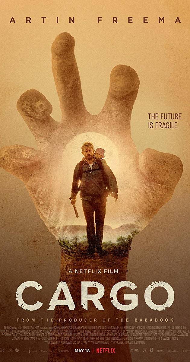 After an epidemic spread all over Australia, a father searches for someone willing to protect his daughter.  Directors: Ben Howling , Yolanda Ramke Writer: Yolanda Ramke  Stars: Martin Freeman , Anthony Hayes , Susie Porter