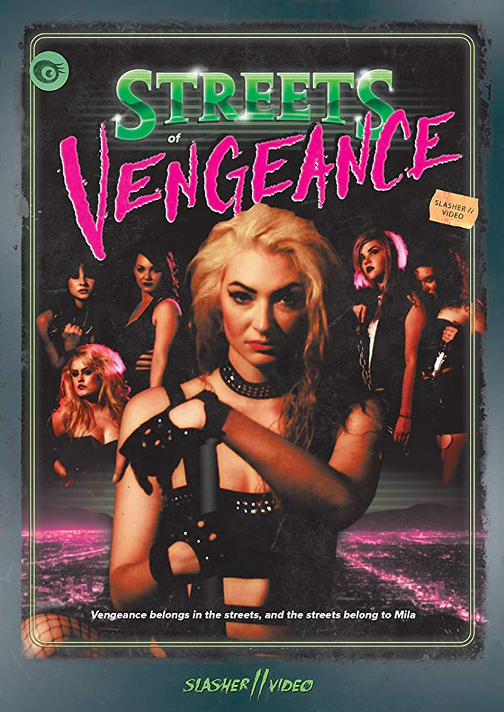 Synopsis - Former adult film star, Mila, is attacked by a misogynistic cult known as The Sword. She turns vigilante and puts a group of bad-ass girls together and seeks revenge.