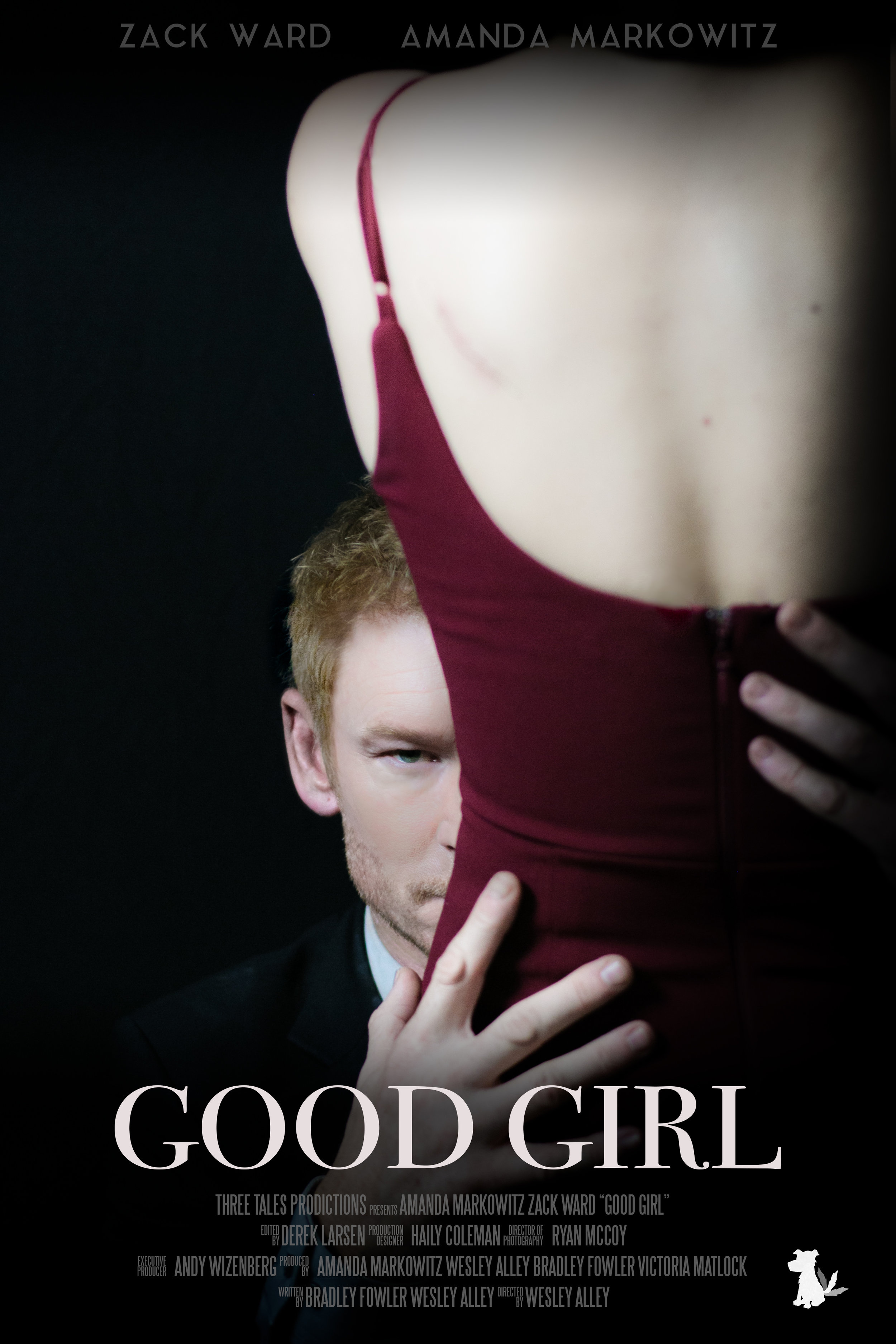 Good Girl  is a seemingly romantic and beautiful story that follows a couple celebrating their ten-year anniversary; however, the occasion they are celebrating is far more sinister than it appears.