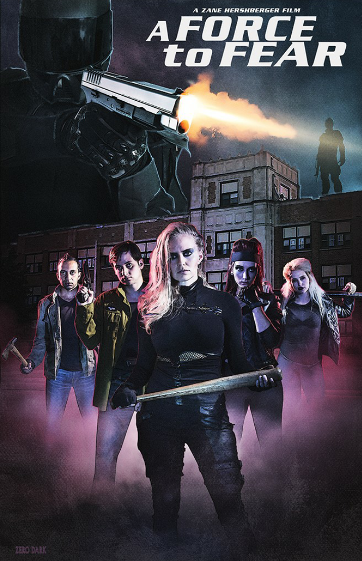 - Official synopsis:Two kidnappers, a dealer, a group of college kids, and a killer converge in an abandoned school. Once they cross paths, chaos ensues, and it's a race to survive the night.