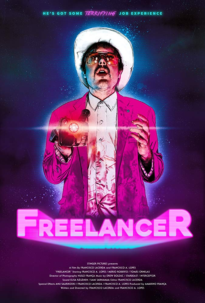 - Freelancer is a horror comedy that follows Jorge, a struggling freelancer cameraman, who is about to endure the most nightmarish gig he has ever gotten.